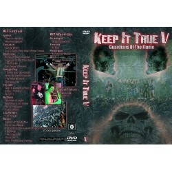 KEEP IT TRUE 5 DVD