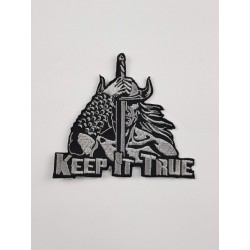 KEEP IT TRUE Patch