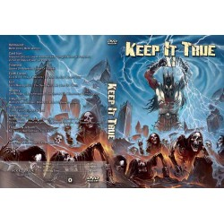 KEEP IT TRUE 11 DVD