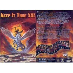 KEEP IT TRUE 13 2DVD