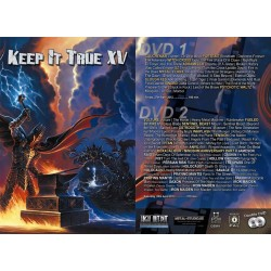 KEEP IT TRUE 15 2DVD