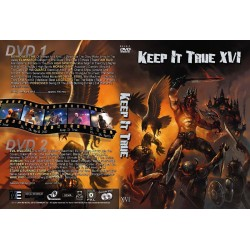 KEEP IT TRUE 16 2DVD