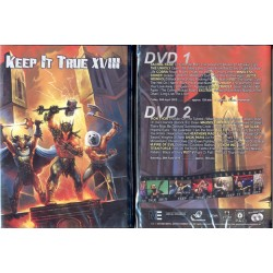 KEEP IT TRUE 18 2DVD