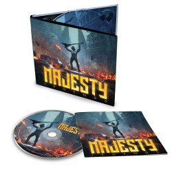 "MAJESTY ""Legends"" Digipack"