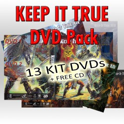 KEEP IT TRUE DVD Pack (13...